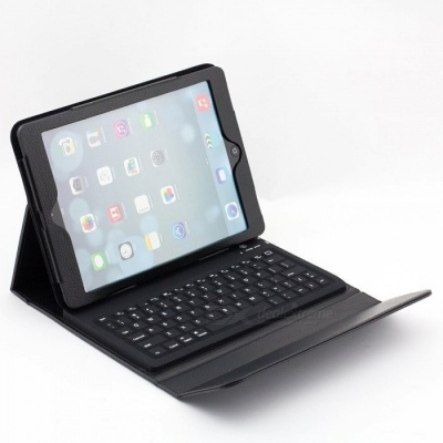 Dayspirit Portable Keyboard with Silicone Case for IPAD AIR, AIR 2