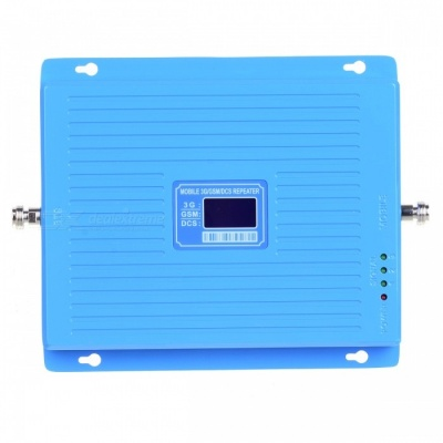 3G 4G 900/1800/2100MHz GSM DCS WCDMA Signal Booster for Mobile Phone