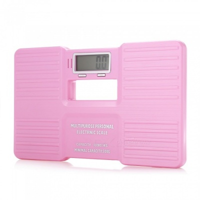 AW-815 150kg 0.1kg Super Mini Electronic Weight Scale - Pink