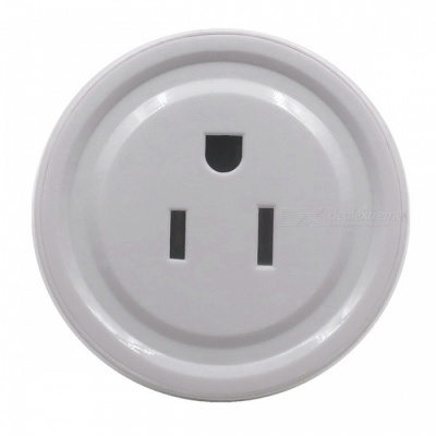 SZFC Mini Smart Wi-Fi Plug, No Hub Required, Wireless Socket Outlet