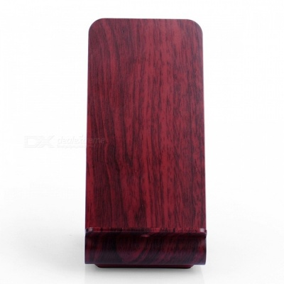 Itian A8 10W Fast Wireless Charger Stand - Red Brown
