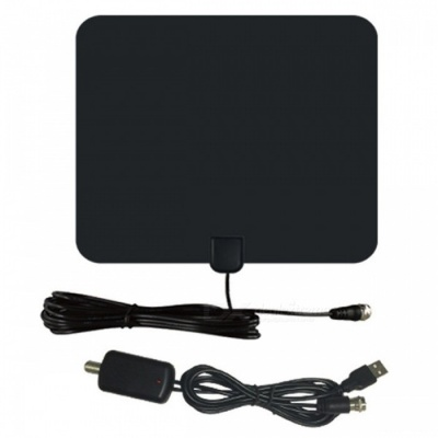 Ultrafire CJH-158B TV HDTV Antenna - Black