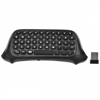 TYX-538 Wireless Keyboard for XBOX ONE Controller - Black