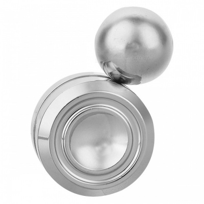 Zanhoo Magnet Fidget Stress Reliever Ball Toy - Silver