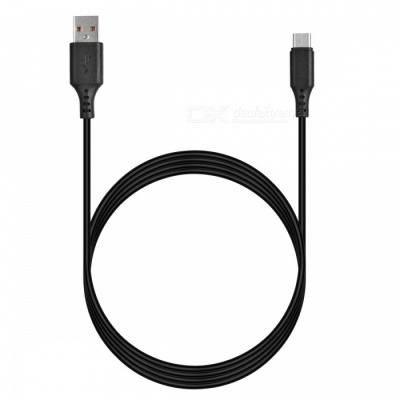 USB Type-C to Type-A Charging Data Cable for Switch - Black (3m)