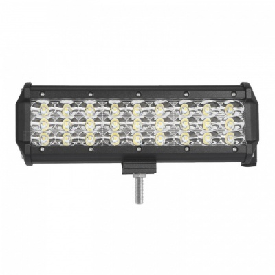 "MZ 9"" Tri-Row 81W 8100LM Bar Spot LED Work Light for Off-road SUV"