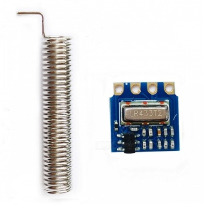 433MHZ 4.2-12V Wireless Remote Control Transmitter Module