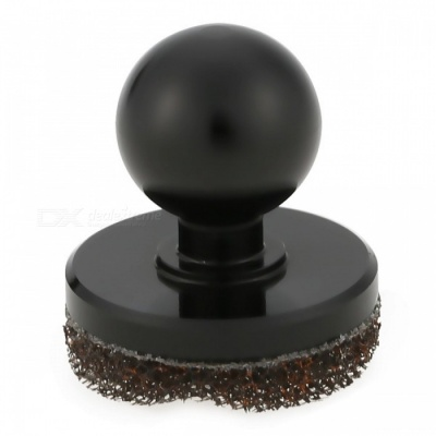 Game Handle Wireless Controller Mini Joystick with Suction Cup - Black