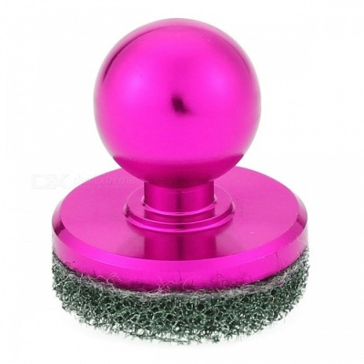 Game Handle Mini Joystick with Suction Cup - Deep Pink