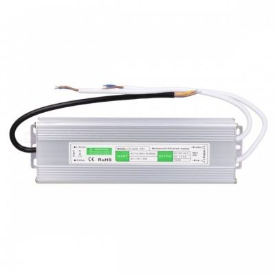ZHAOYAO DC 12V 12.5A 150W Waterproof IP67 Switching Power Supply