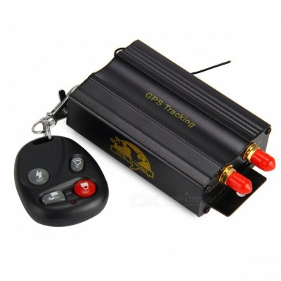 SMS GPRS Real Time Alarm Anti-theft Vehicle Car GPS Tracker Locator