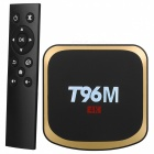 BLCR T96M 4K Wi-Fi Android 6.0 Smart TV Player with 2GB RAM, 16GB ROM