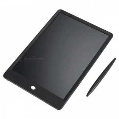 KELIMA 10 inch LCD HD Electronic Writing Board for Children - Black