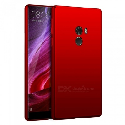 Naxtop PC Hard Protective Back Case for Xiaomi Mi Mix - Red