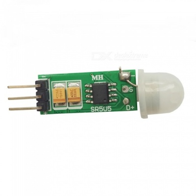 Mini Miniature Body Infrared Sensor Module
