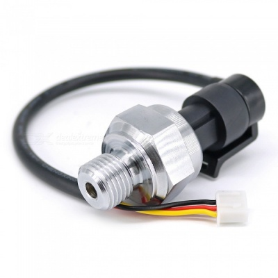 OPEN-SMART G1/4 0-0.5MPa Hydraulic Pressure Sensor for Gas, Water, Oil