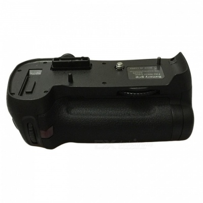 ismartdigi MB-D12H Battery Grip with Remote Control for Nikon - Black