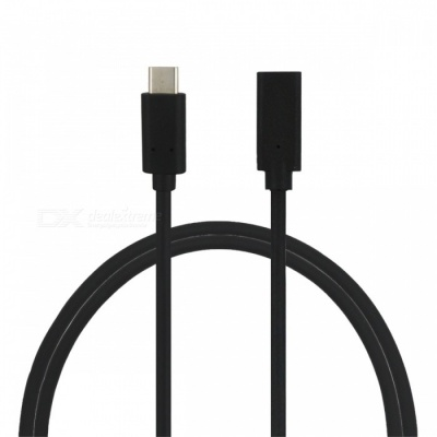 Mini Smile USB 3.1 Type C Male to Female Extender Cable for Nintendo