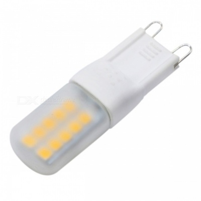 YWXLight G9 3W 20LED 2835 SMD 200-300lm Warm White AC 220-240V