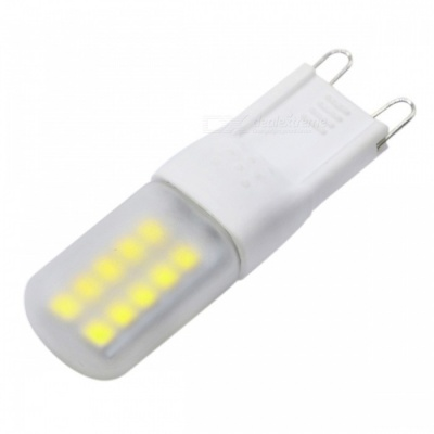 YWXLight G9 3W 20LED 2835 SMD 200-300lm Cold White AC 220-240V