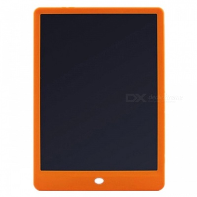KELIMA 10 inch LCD HD Electronic Writing Board for Children - Orange