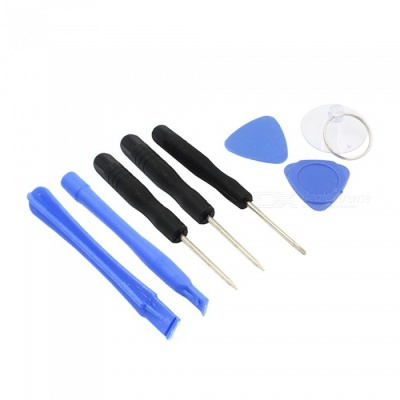 8-in-1 Disassembly Open Tool Set for Huawei Phone - Multicolor