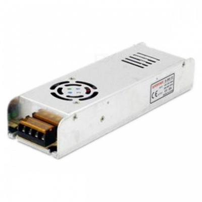 SPO 12V 30A 360W LED Aluminum Long Strip Switching Power Supply