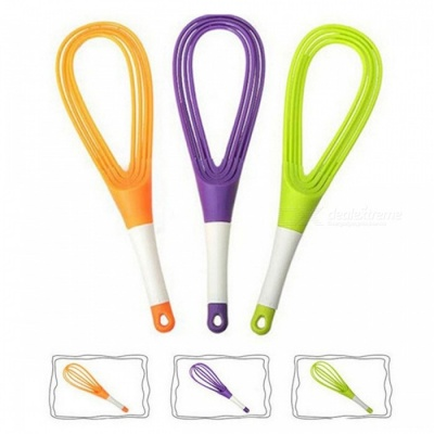 Multifunctional Food Grade Plastic Egg Whisk Mixer