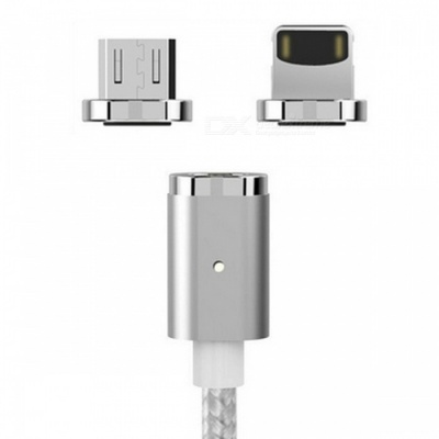 WSKEN Xcable mini 2 Magnetic Cable with Micro USB, IPHONE Adapter