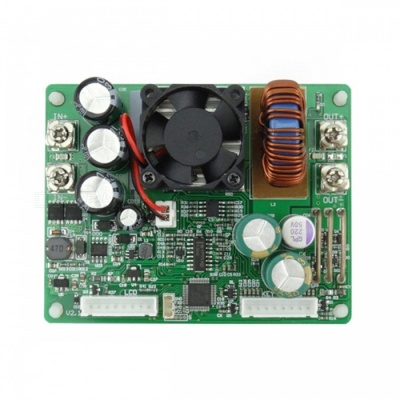 DPS5015 50V 15A Adjustable Power Supply Module Voltmeter Ammeter