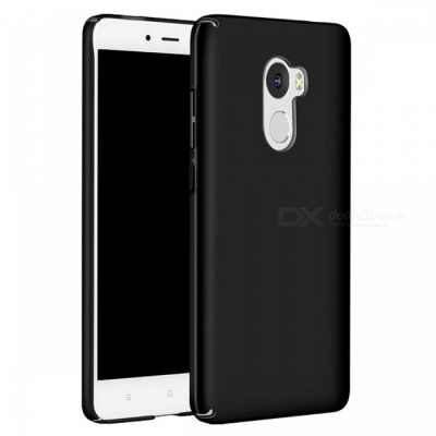 Naxtop PC Hard Protective Back Case for Xiaomi Redmi 4(2GB+16GB)-Black