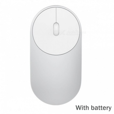 Original Xiaomi Portable Bluetooth Mouse - Silver