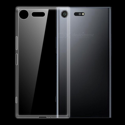 Dayspirit Ultra-Thin TPU Back Cover Case for Sony Xperia XZ Premium