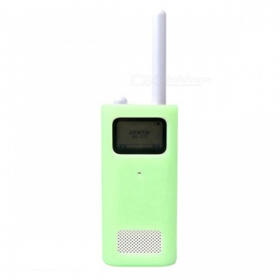 LOPBEN Xiaomi Mijia Walkie Talkie Silicone Protective Cover - Green