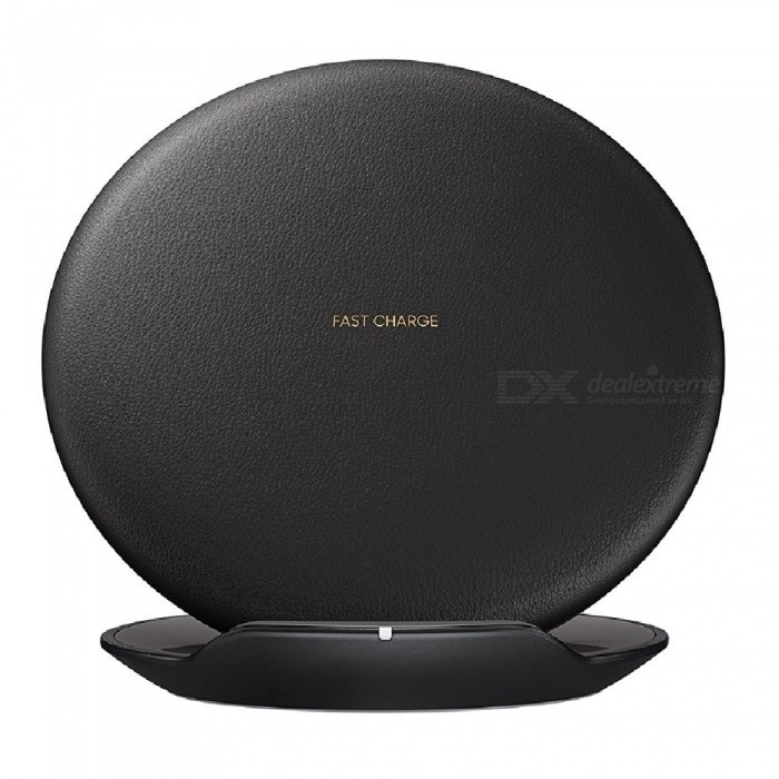 Mindzo Qi Standard Fast Charge Charging Wireless Charger - Black