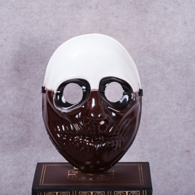 Halloween Old Face Payday2 Theme Mask