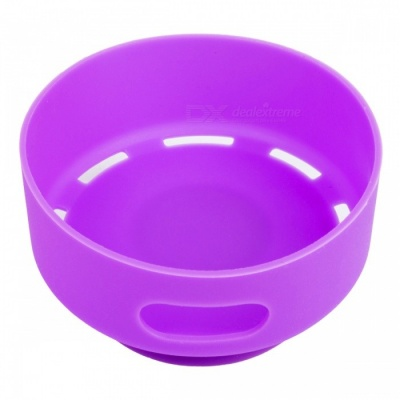 JEDX Silicone Case for Amazon Echo Dot 2 - Purple