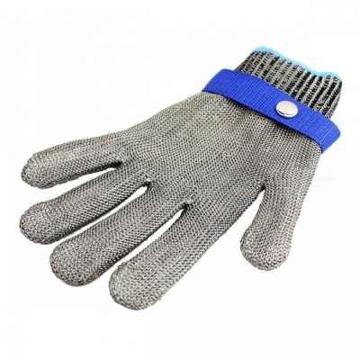 Steel Wire Prevent Cutting Knife Metal Glove