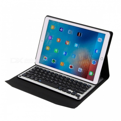 "Detachable Keyboard Case with Stand for IPAD Pro 10.5"" - Black"