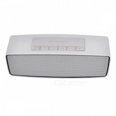 S815 Portable Wireless Bluetooth Speaker for Home Use - Grey