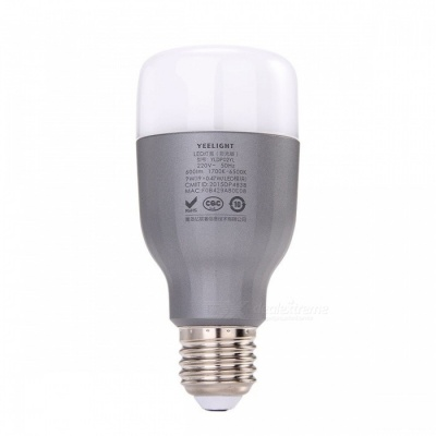 Xiaomi Yeelight E27 9W 600lm RGB Coloful Light Smart LED Bulb