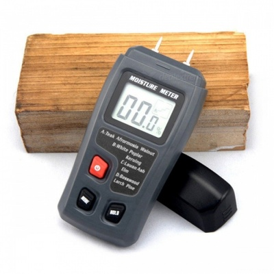 EMT01 0-99.9% Two Pins Digital Wood Moisture Meter