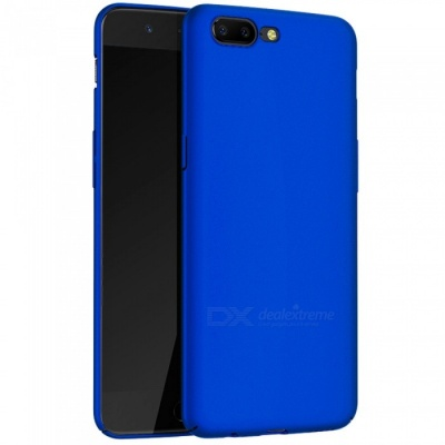 Naxtop PC Hard Protective Back Case for OnePlus 5 - Blue