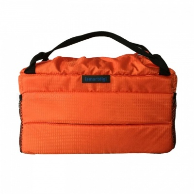Ismartdigi i-NDALL Universal Liner Package Bag for Camera - Orange