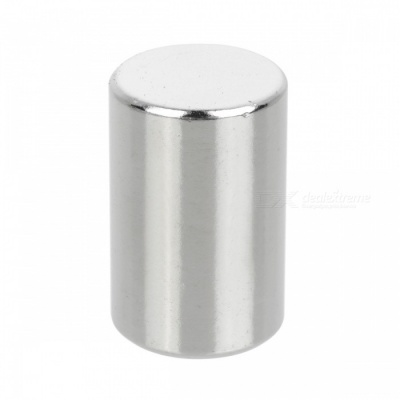 D20*30MM Cylindrical NdFeB Magnet - Silver