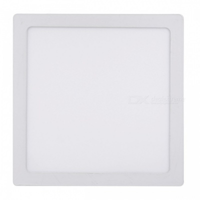 32W 2400lm 3000K LED Warm White Square Panel Light (AC 85~265V)