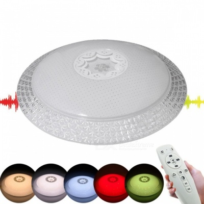 YouOKLight 24W Remote Control Multi-color Dimming LED Ceiling Lamp