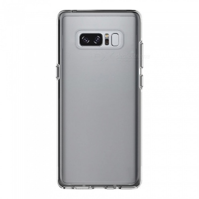 Adeline Ultrathin TPU Back Cover Case for Samsung Note 8 - Transparent