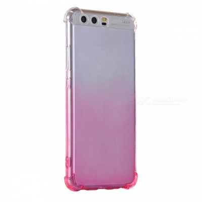 Kitbon Gradient Color Shockproof Back Cover Case for HUAWEI P10