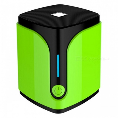 KELIMA S9 Mini Bluetooth Wireless Subwoofer Speaker - Green